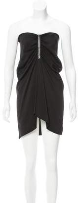 Reed Krakoff Gathered Knee-Length Dress