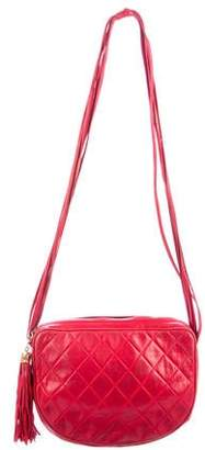 Chanel Lambskin Shoulder Bag