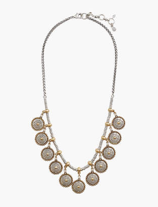 Lucky Brand ORNATE FOLK COLLAR NECKLACE