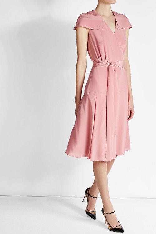 Burberry Burberry London Silk Dress