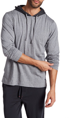 Tommy Bahama Heather Long Sleeve Jersey Shirt $68 thestylecure.com