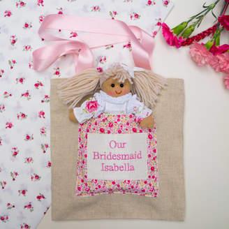 Tuppenny House Designs Bridesmaids Bag