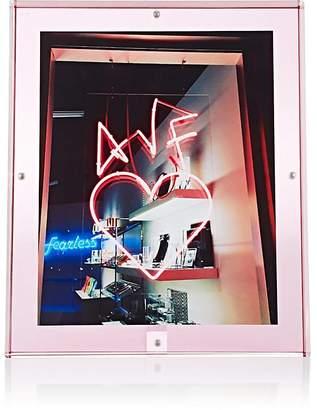 """Alexandra Von Furstenberg Voltage Acrylic 8"""" x 10"""" Picture Frame"""