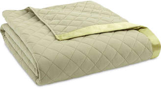 Shavel Micro Flannel King Quilted Blanket Bedding