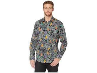 Robert Graham Samurai Classic Fit Sports Shirt