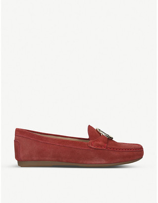 MICHAEL Michael Kors Crawford suede loafers