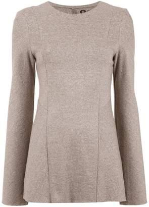 OSKLEN Eco Rib blouse