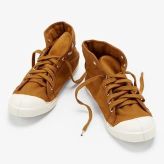 Bensimon Mid Tennis Shoe Honey