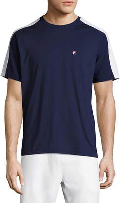 Fila Heritage Mesh Back Crewneck T-Shirt