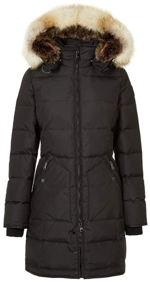 Panther Down Parka