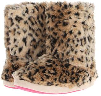 M&F Western Furry Boot Slippers Women's Slippers