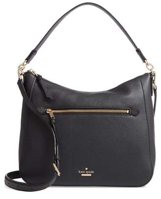 ... Kate Spade Jackson Street - Quincy Leather Hobo 4413cf8bc48b1