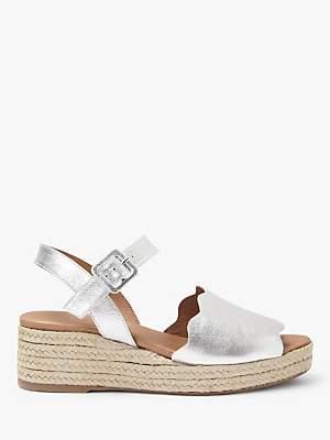7e9de33d1483 John Lewis   Partners Kaylah Flatform Open Toe Sandals