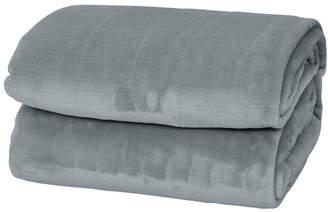 Elle Decor Silky Soft Thick Plush Blanket - King Bedding