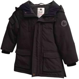 Petit Bateau Grey Jacket & Coat