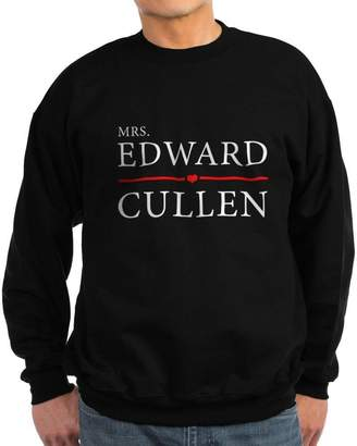 Cullen CafePress - Mrs. Edward Classic Crew Neck Sweatshirt