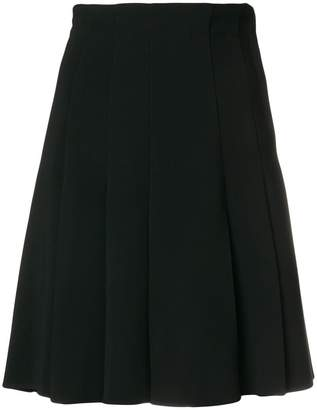 Ermanno Scervino pleated mid length skirt