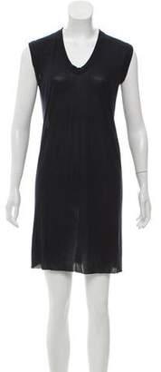 Rick Owens Sleeveless Mini Dress