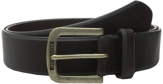 Quiksilver On The Edge Belt $36 thestylecure.com