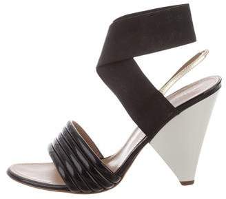 Proenza Schouler Slingback Strappy Sandals