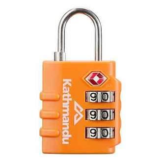 ABS by Allen Schwartz NEW Kathmandu TSA Lock 3 Dial