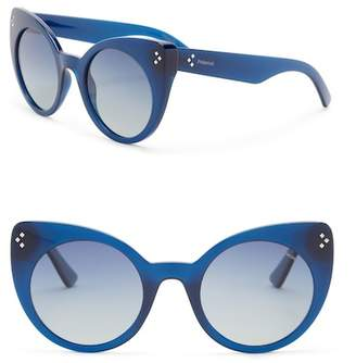 Polaroid EYEWEAR 51mm Cat Eye Sunglasses