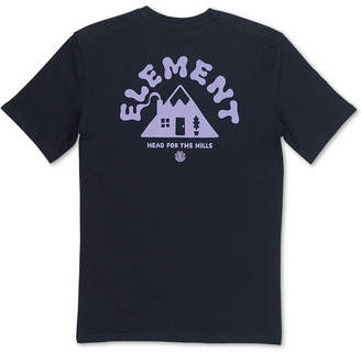 Element Men's A-Frame Logo Graphic T-Shirt