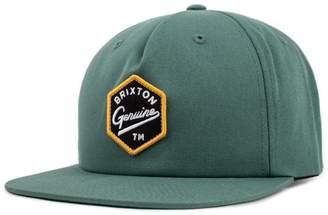 ee04c9c7643 at Amazon Canada · Brixton Men s Yates Medium Profile Adjustable Snapback  Hat