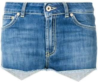 Dondup frayed edge shorts