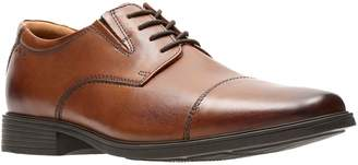 Clarks Collection By Tilden Cap Leather Derby Shoes