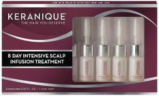 As Seen on TV Keranique 8-Day Intensive Scalp Infusion Beauty Treatment