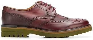 Brimarts chunky sole brogues