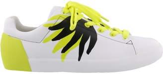 Ash Nikko Flame Sneakers