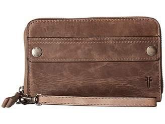 Frye Melissa Zip Large Phone Wallet