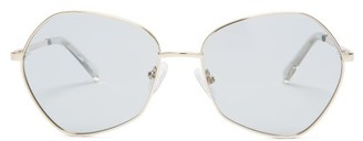 Le Specs Escadrille Tinted Sunglasses - Womens - Grey