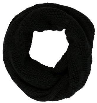 Tory Burch Wool Knit Infinity Scarf