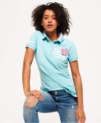 Superdry Applique Polo Shirt