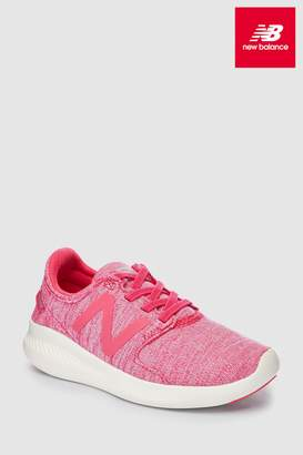 Next Girls New Balance Pink Marl Coast