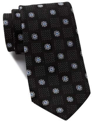 Nordstrom Silk Valado Medallion Tie