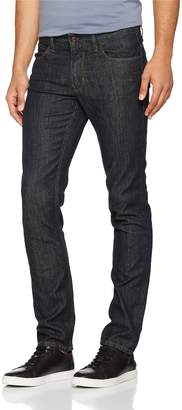 HUGO BOSS Orange Men's Orange 63 Orange Pure Slim Fit Jeans W36 - L34