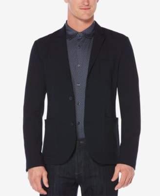 Perry Ellis Men's Slim-Fit Textured Knit Jacket