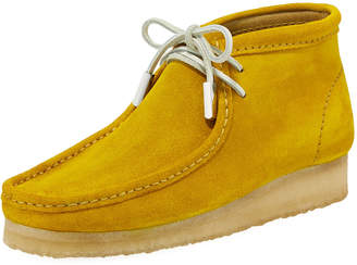 Sycamore Style Men's Wallabee Suede Moc Chukka Boot