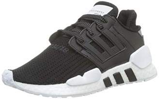 adidas Boys' EQT Support 91/18 Fitness Shoes, Black (Negro 000)
