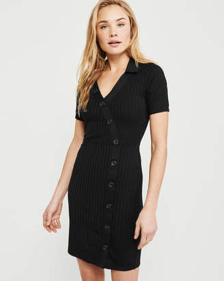 Abercrombie & Fitch Polo Knit Dress