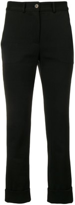 Societe Anonyme skinny tailored trousers