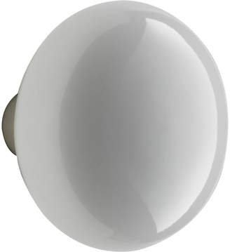 Rejuvenation White Porcelain Door Knob