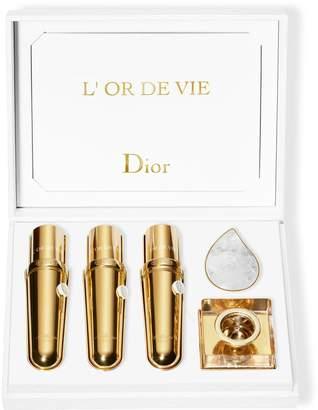 Christian Dior L'Or de Vie La Cure Vintage Coffret