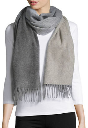 Lord & Taylor Cashmere Wrap Scarf $200 thestylecure.com