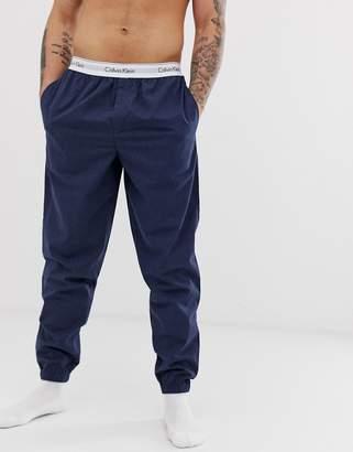 b6ecddfc8c929 Calvin Klein Modern Cotton Stretch woven pyjama bottoms