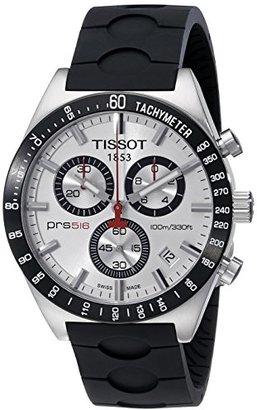 Tissot (ティソ) - [ティソ]TISSOT 腕時計 PRS516 シルバー T0444172703100 メンズ [正規輸入品]